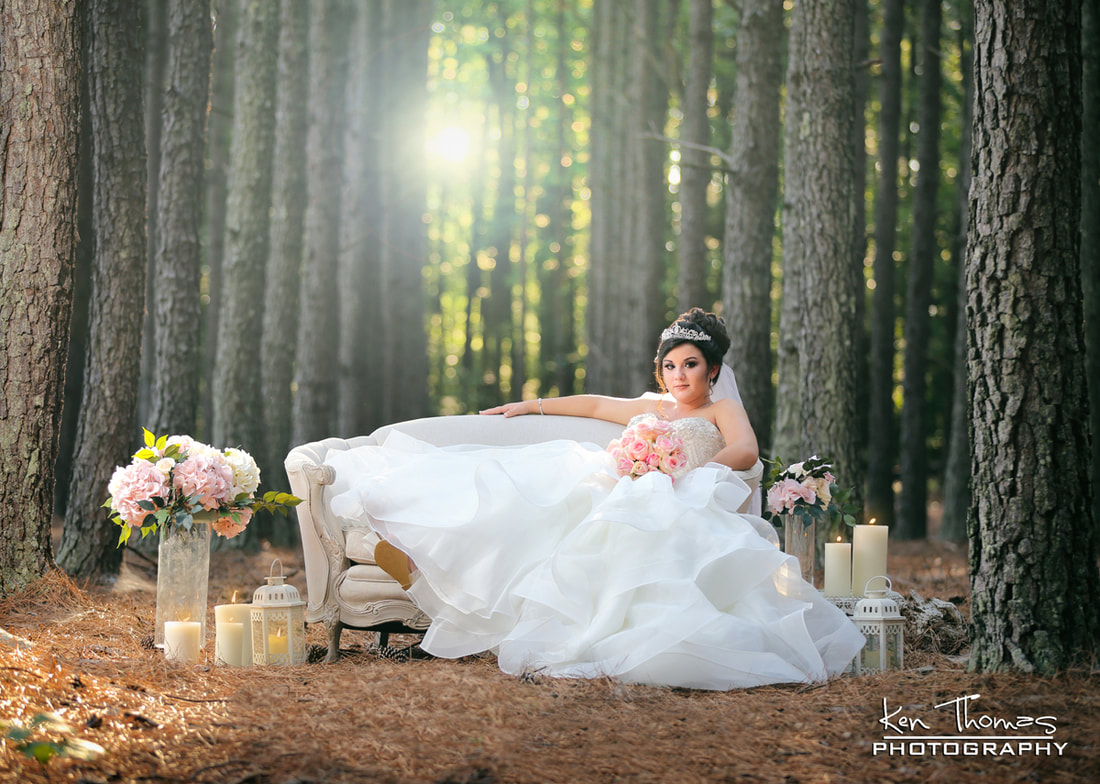 Ken Thomas Wedding Photography Of North Carolina